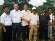 砂人联党协助居民兴建新家园