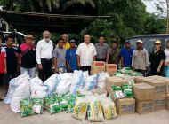 DONATION FOR RUMAH ASSAM