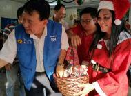 CHRISTMAS CHEER IN MIRI