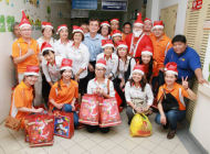 PENDING BRANCH BRINGING JOY TO THE PAEDIATRIC WARD