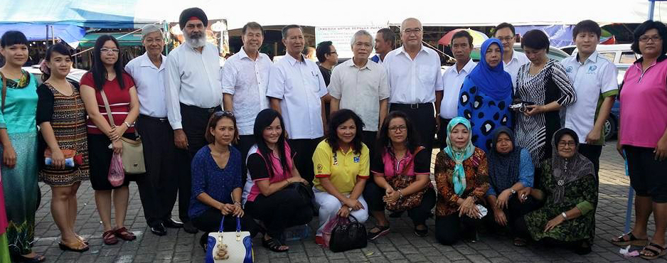 SHARING RAMADAN JOY IN MIRI