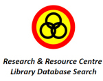 Research & Resource Centre Library Database Search