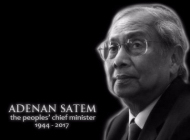 ADENAN SATEM THE PEOPLES' CHIEF MINISTER 1944 - 2017