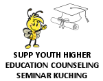 SUPP Youth Higher Education Counseling Seminar Kuching