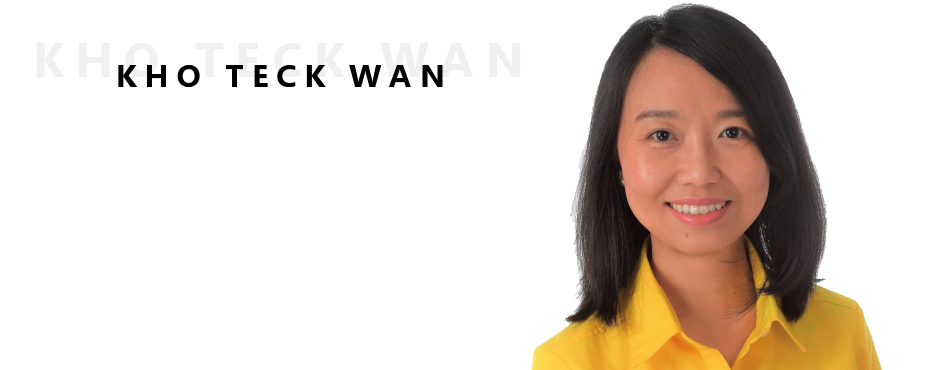 SUPP WOMEN CHIEF KHO TECK WAN'S PRESS RELEASE