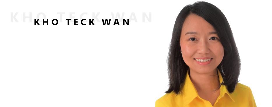 SUPP Women Chief Kho Teck Wan's Press Statement